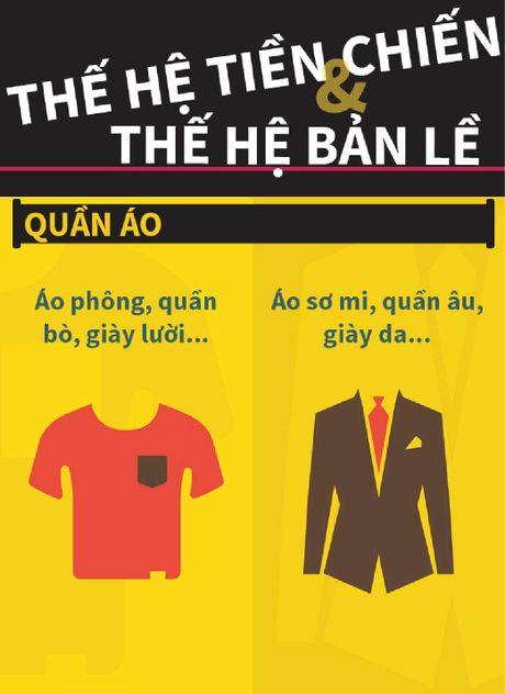 Diem khac biet giua the he ban le va the he cu - Anh 1