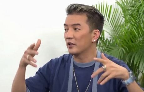 Dam Vinh Hung: Cang bi chui cang noi tieng 'dai nhu dia' - Anh 1