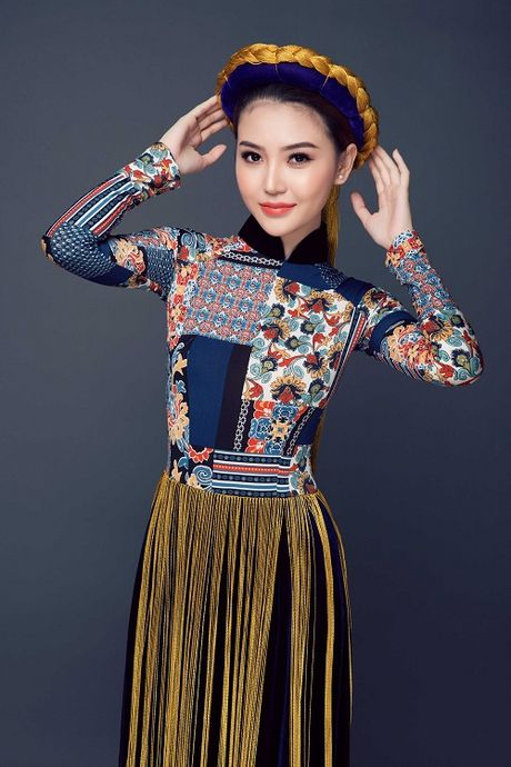 Ngam quoc phuc cua chan dai du thi Miss Global Beauty Queen - Anh 2