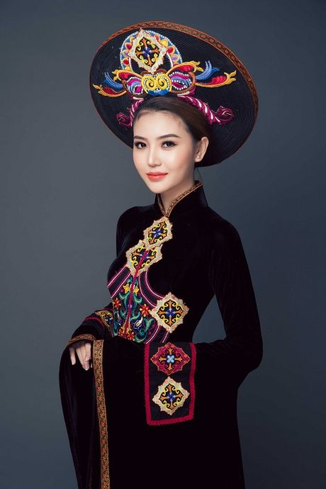 Ngam quoc phuc cua chan dai du thi Miss Global Beauty Queen - Anh 8