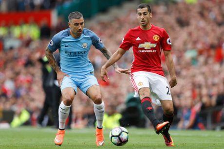 Vi sao Mkhitaryan mat hut ke tu sau tran derby Manchester? - Anh 2