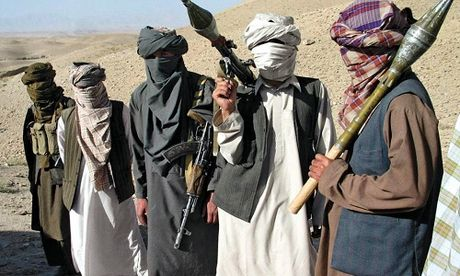 Quan doi Afghanistan giao tranh ac liet voi phien quan Taliban tai Kunduz - Anh 1