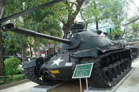 Soi loat xe tang-thiet giap My Viet Nam dang su dung (4) - Anh 1