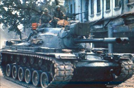 Soi loat xe tang-thiet giap My Viet Nam dang su dung (4) - Anh 4