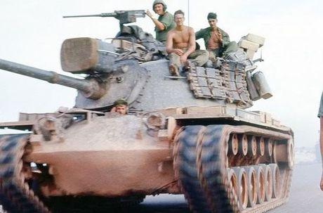 Soi loat xe tang-thiet giap My Viet Nam dang su dung (4) - Anh 5