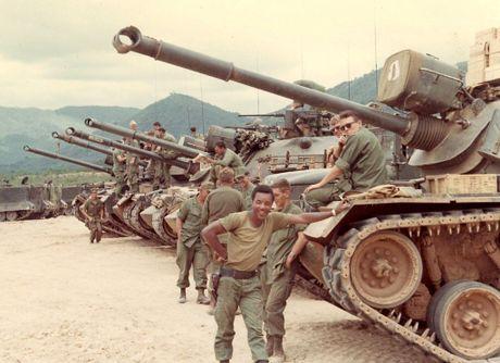 Soi loat xe tang-thiet giap My Viet Nam dang su dung (4) - Anh 8
