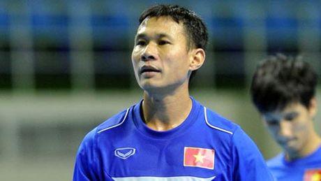 Futsal Viet Nam tap trung chuan bi cho giai Vo dich DNA - Anh 1
