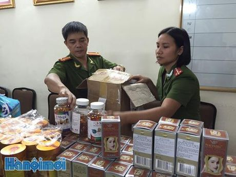 Nhieu lo hong trong kinh doanh thuc pham chuc nang - Anh 1