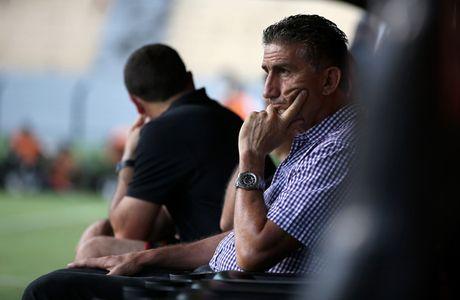 HLV Bauza da co phuong an tan cong khi Argentina khong co Messi - Anh 1