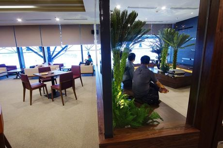 San bay Noi Bai co phong khach lon thu 2 trong he thong SkyTeam - Anh 3