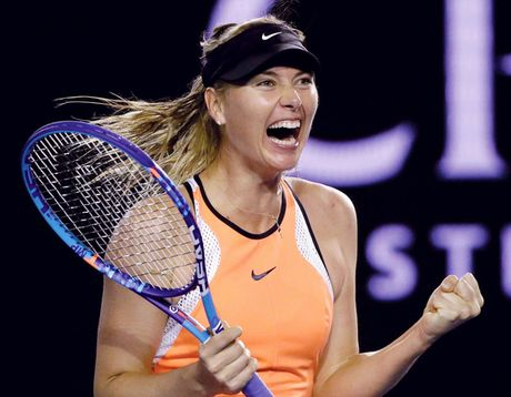 Sharapova duoc giam an cam thi dau - Anh 2