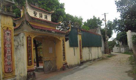 Bi an ngoi den nguoi dien o Hung Yen - Anh 1