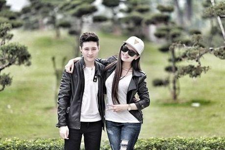 Cap dong gioi nu MC Ngoc Trang - Lin Jay khong co qua nhieu rao can - Anh 1