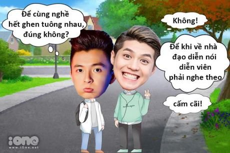 Idol cuoi (10): Ly do lay vo lam dien vien - Anh 2