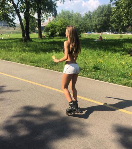 Nu trong tai co than hinh sexy noi tieng nuoc Nga - Anh 8