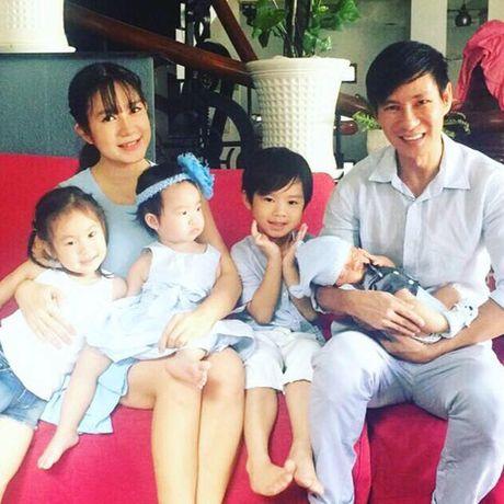 """4 sao nu Viet vua sinh con trong nam 2016 da dep """"mon con mat"""" - Anh 12"""