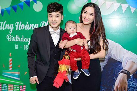 """4 sao nu Viet vua sinh con trong nam 2016 da dep """"mon con mat"""" - Anh 9"""