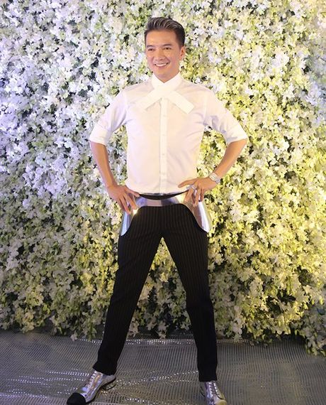 Dong dao sao Viet te tuu du sinh nhat hoanh trang cua Mr Dam - Anh 1