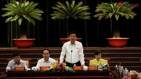 Doan ket doanh nghiep: Bi thu Dinh La Thang ke chuyen dan soi trong bao tuyet - Anh 1