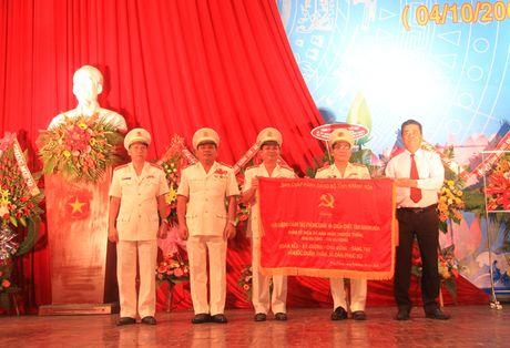 Khanh Hoa ky niem Ngay truyen thong luc luong Canh sat PCCC - Anh 1