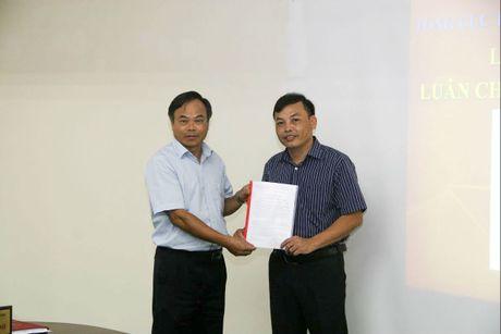 Luan chuyen mot so vi tri lanh dao quan trong thuoc Tong cuc TCDLCL - Anh 2