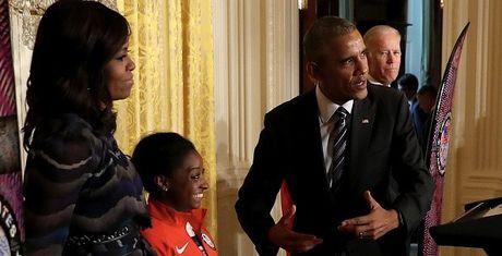 Tong thong Obama che Uy ban Olympic co tieu cuc - Anh 1