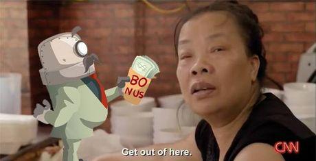 Sep ho tro tien nuoi bo va bai chui cua ba ban bun - Anh 1