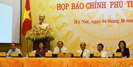 Bo truong Tuan thong tin ve viec cach chuc ong Nguyen Nhu Phong - Anh 1
