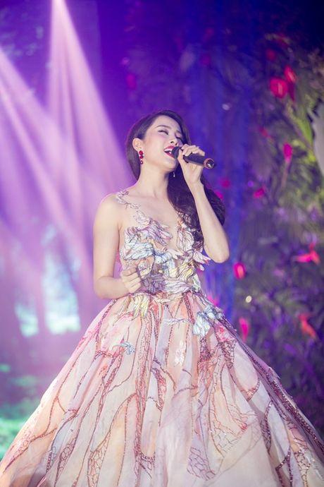 Ngam trang phuc dan toc, trang phuc da hoi cua Nam Em tai Miss Earth - Anh 7