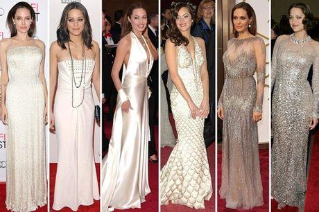 Angelina va nguoi tinh tin don cua Brad Pitt giong nhau den ky la - Anh 4