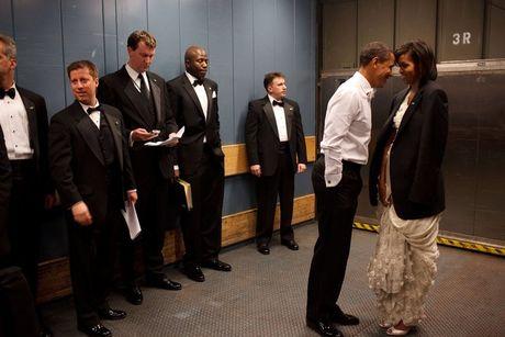 Khoanh khac ngot ngao cua 'ong ba Obama' trong 24 nam 'chung doi' - Anh 13