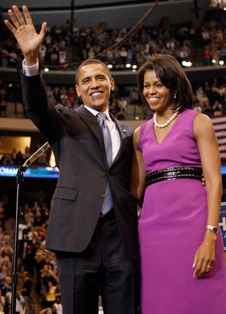 Khoanh khac ngot ngao cua 'ong ba Obama' trong 24 nam 'chung doi' - Anh 20