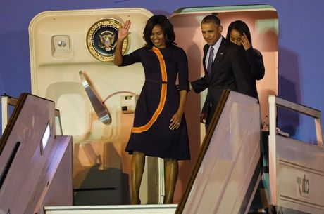 Khoanh khac ngot ngao cua 'ong ba Obama' trong 24 nam 'chung doi' - Anh 4