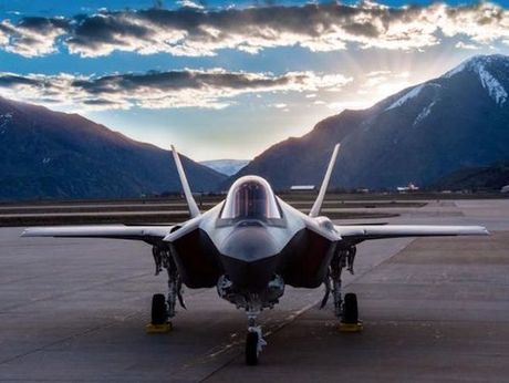 Singapore chua voi vang mua F-35 cua My - Anh 1
