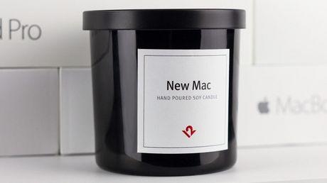 New Mac: nen thom mui... may tinh Mac - Anh 1