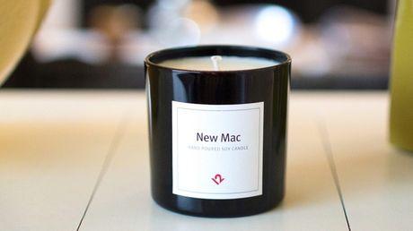 New Mac: nen thom mui... may tinh Mac - Anh 2