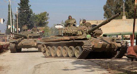 My - Nga ngung dam phan, nguy co Syria hon loan - Anh 1