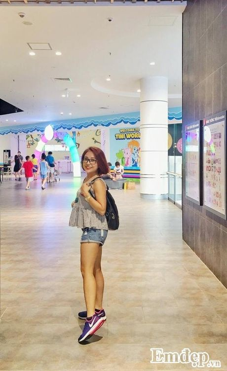Hotgirl 1m49 'gay thuong nho' vi 3 vong boc lua - Anh 3