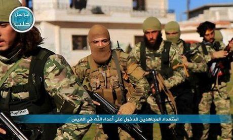 Thủ lĩnh nhóm phiến quân có liên hệ với al-Qaeda tại Syria bị tiêu diệt