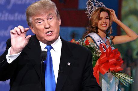 """Khong """"duoc long"""" cu tri nu, ty le ung ho Trump bi de doa - Anh 1"""