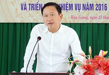 Khong ai bao ke, dung tung cho Trinh Xuan Thanh bo tron - Anh 1
