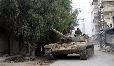 Video chiến sự Syria: Quân chính phủ săn lùng các tay súng thánh chiến
