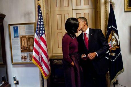 Obama gui thong diep ngot ngao toi vo nhan dip 24 nam ngay cuoi - Anh 2