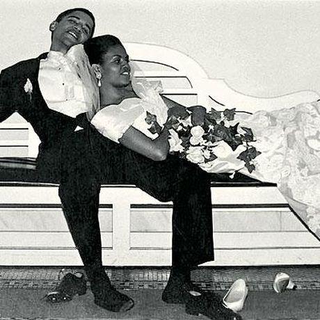 Obama gui thong diep ngot ngao toi vo nhan dip 24 nam ngay cuoi - Anh 3