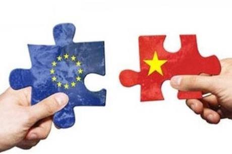 Hiep dinh doi tac hop tac EU – Viet Nam chinh thuc co hieu luc tu ngay 1/10/2016 - Anh 1
