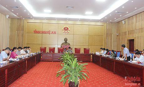 Nghe An: Day manh phat trien ha tang thuong mai - Anh 4