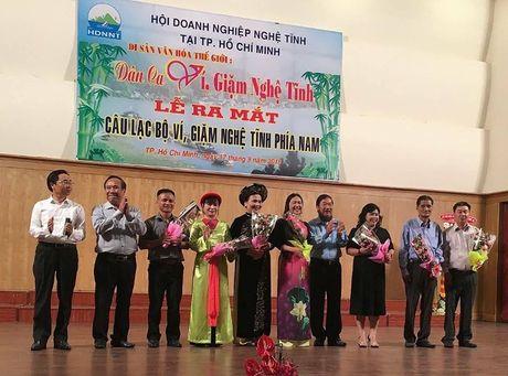 NSND Thu Hien, Hong Luu tham gia 'An tinh Vi, Giam' tai Ha Noi - Anh 2