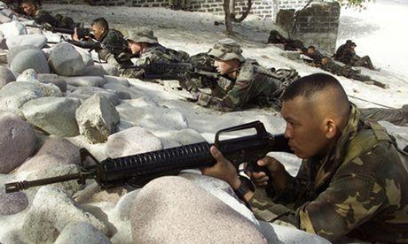 Philippines, My tap tran tan cong do bo gan Bien Dong - Anh 1