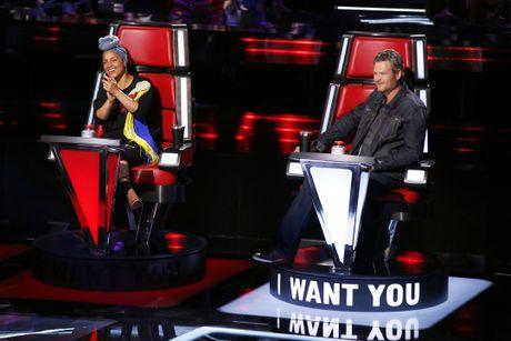 Miley Cyrus va ke hoach 4 buoc 'chien va thang' tai The Voice US - Anh 5