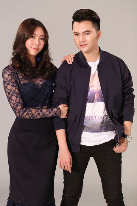Nam Cuong hen ho voi gai Han trong 'Nhung ngay buon ba' - Anh 2